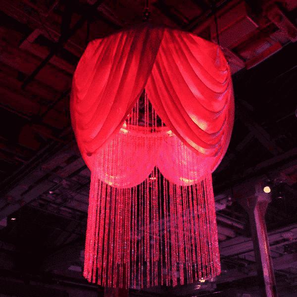 Solotech, Chandelier Jellyfish