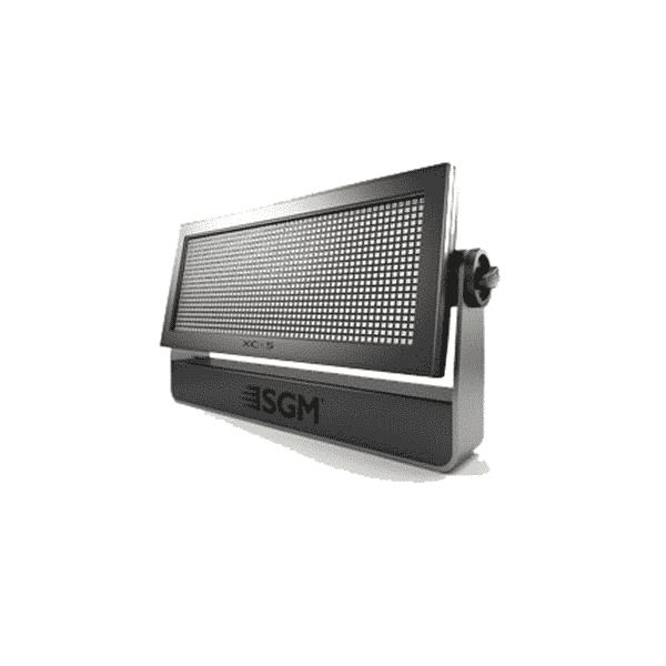 SGM, XC5, Stroboscope à del rgb (360 w) 1080p xc5 de sgm