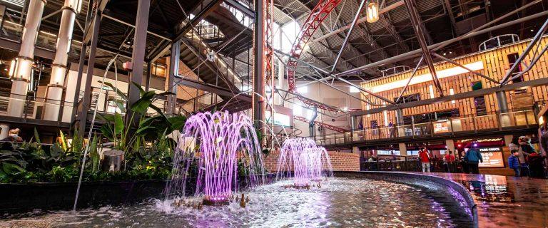 Solotech - Mega Parc - Les Galeries de la Capitale